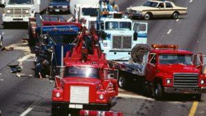 ¿Por qué las Interstatales en Florida son tan probables en tener accidente de caminones?