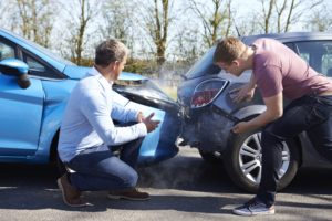 Como probar culpa en un accidente